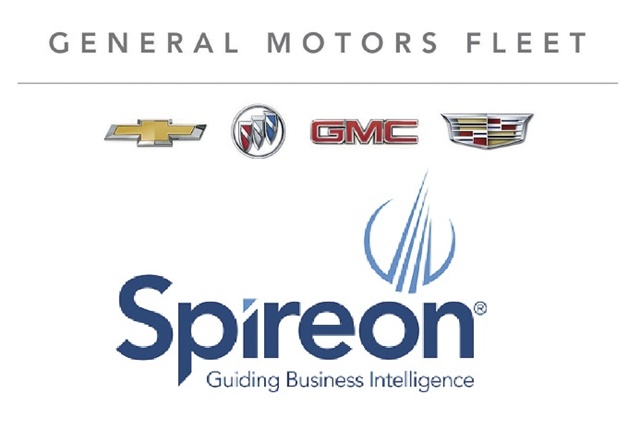 Logos courtesy of GM Fleet and Spireon.