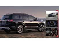 GMC Acadia: Cut Down to Midsize