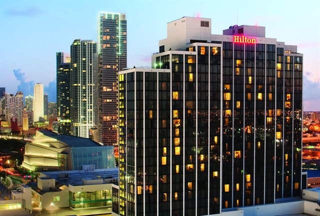 <p><em>Auto Rental Summit invades Miami for the first time. This year's event will take place Nov. 6-7 at Miami Hilton Downtown. Fleet Forward Conference will convene on Nov. 7 with a cocktail reception and programming on Nov. 8. Photo courtesy of Miami Hilton Downtown.</em></p>