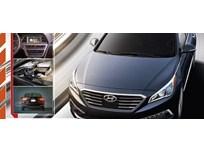 Hyundai Sonata: Big is Standard