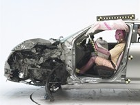 IIHS Takes Top Safety Picks to a Higher Level