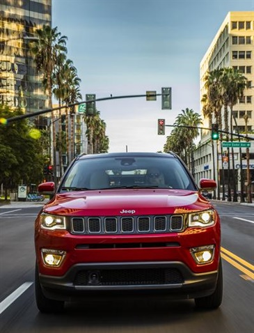 Photo: Jeep Compass
