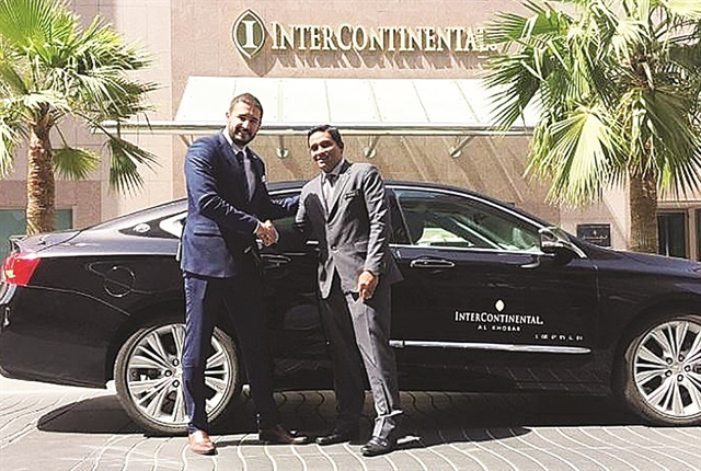 Recently GM won a contract to sell Chevrolet Impalas to the KSA Intercontinental Hotel for guest pickup services. Another fleet application for sedans is airport VIP services, such as immigration VIP service, where vehicles will come to the plane and pick up a customer to be driven to immigration offices. This is a very popular service in the Middle East. Photo: GM.