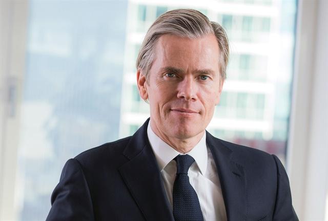 Berno Kleinherenbrink, LeasePlan Corp. N.V.'s senior vice president of commerce