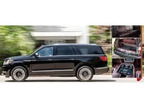 Lincoln Navigator: Pure Luxury