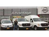 Nissan's Business Certified Program Serves Small Fleets