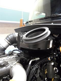 Most air intake systems are underhood, and manufacturers design them for efficiency and to help meet exhaust emissions requirements.