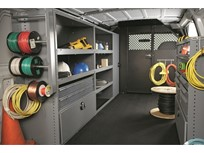 Masterack's Steel Interiors Boost Productivity
