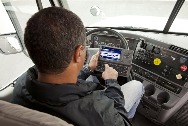 The Federal Motor Carrier Safety Administration is putting the finishing touches on a rule requiring electronic logging devices for keeping driver logs.