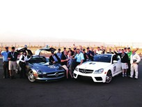 Fleet Managers Prove Their Mettle at Mercedes' AMG Driving Academy