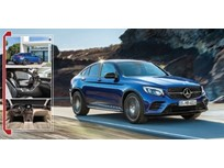 Mercedes-Benz GLC-Class: Luxury Love Child