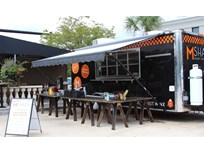 Burger Joint's Customized Mobile Kitchen Expands Brand