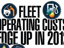 Fleet Operating Costs Edge Up in 2012