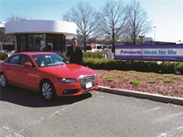 Panasonic Switch to Audi Sales Fleet Pays Off
