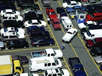 Top 10 Things to Know About Parking Lot Collisions