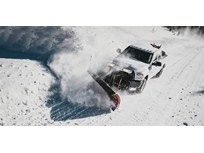 Snow, Cold Welcomed by Ram Truck Testing Crews