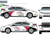 Safelite Autoglass Pilots the Chevrolet Volt