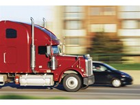 Staying Out of a Big Rig's Blind Spot