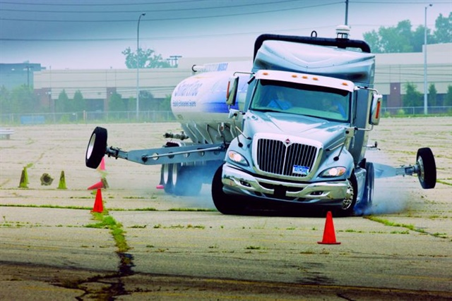 pstrongRoll stability control is an example of how safety systems build on other technologies./strong/p