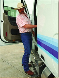 Con-way Truckload is one of a growing list of carriers that are requiring pre-employment agility testing for drivers.