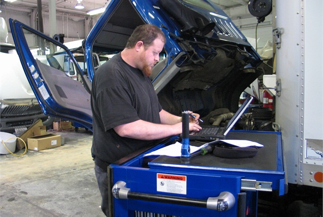 Southland International Trucks, based in the Birmingham, Ala., area, is just one of many dealers who are adding service bays.