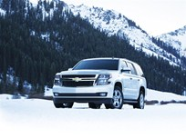 2015 Chevrolet Tahoe and GMC Yukon Denali