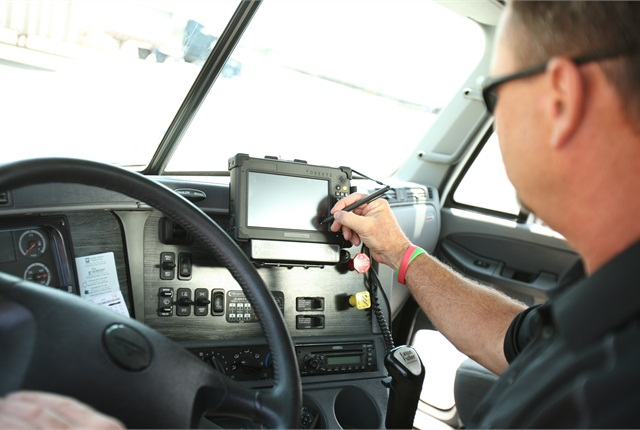 On-board computing systems can help cut cost per mile through helping improve fuel mileage, reducing out of route miles and more.