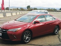 Toyota Camry XSE Offers Performance and Practicality
