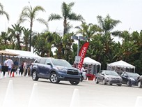 Toyota's 2015 Fleet Executive Meeting Rocked