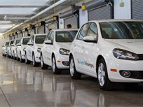 Volkswagen of America 2014-MY Fleet Preview