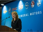 "<p><strong><em>GM CEO Mary Barra, shown here at the company's annual shareholders meeting, has vowed to bring ""greater rigor and a sense of discipline to our analyses and our decision making"" on recalls. Photo courtesy of GM.</em></strong></p>"