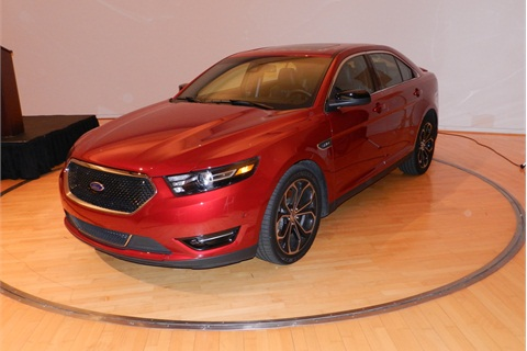 The 2013-MY Ford Taurus