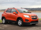 2015 Chevrolet Trax Compact SUV
