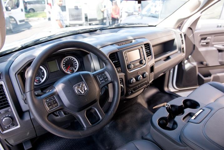 2014 Ram 1500 Tradesman EcoDiesel Pickup  Driving Notes