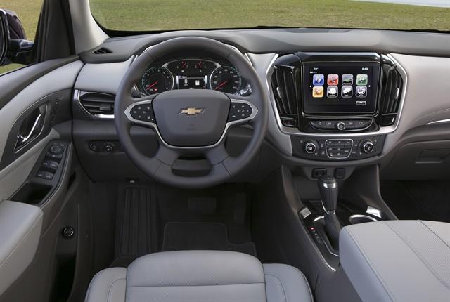 Photo courtesy of General Motors.