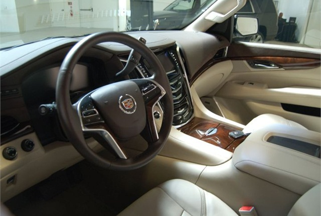 2015 Escalade Esv Interior Images Galleries With A Bite