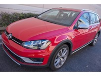 2017 VW Golf Alltrack SEL