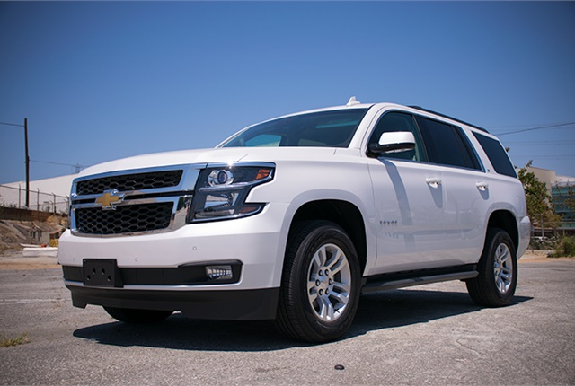 2016 chevrolet tahoe lt driving notes automotive fleet. Black Bedroom Furniture Sets. Home Design Ideas