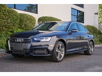 2017 Audi A4 2.0T
