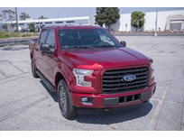 2017 Ford F-150 with 10-Speed