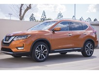 2018 Nissan Rogue with ProPilot Assist