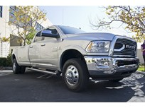 2016 Ram 3500 HD with 6.7L Diesel
