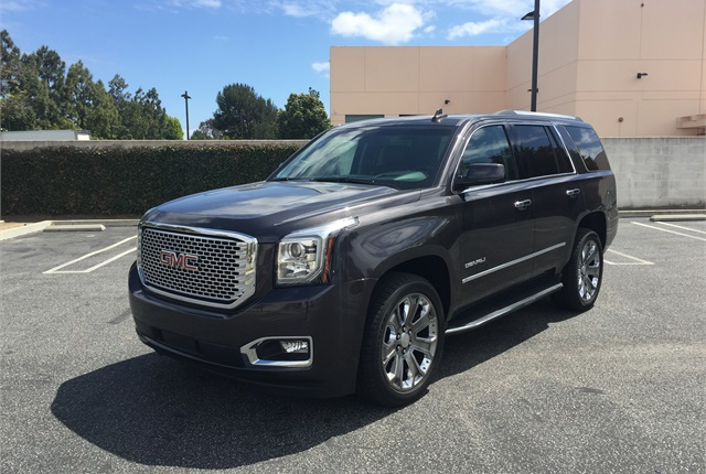 Photo of 2016 GMC Yukon XL Denali by Mike Antich.