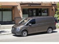 2016 Mercedes-Benz Mid-Size Metris Van