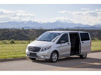 Driving the 2016 Mercedes-Benz Metris