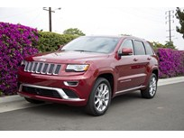 2015 Jeep Grand Cherokee Summit Diesel 4x4