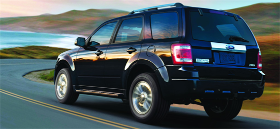 <p>2011 Ford Escape</p>