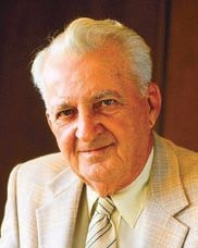 <p>One of PHH's founders, Dick Heather</p>