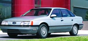 <p>1986 Ford Taurus</p>