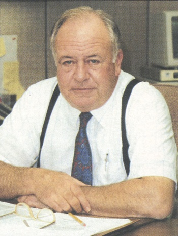 <p>George Frink in 1990</p>